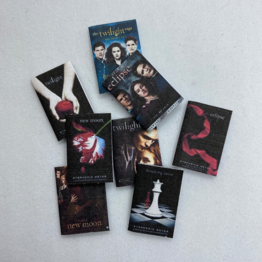 Books - Set of Twilight