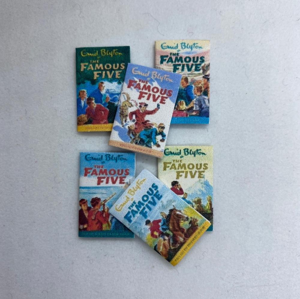 Books - Set of Famous Five 1