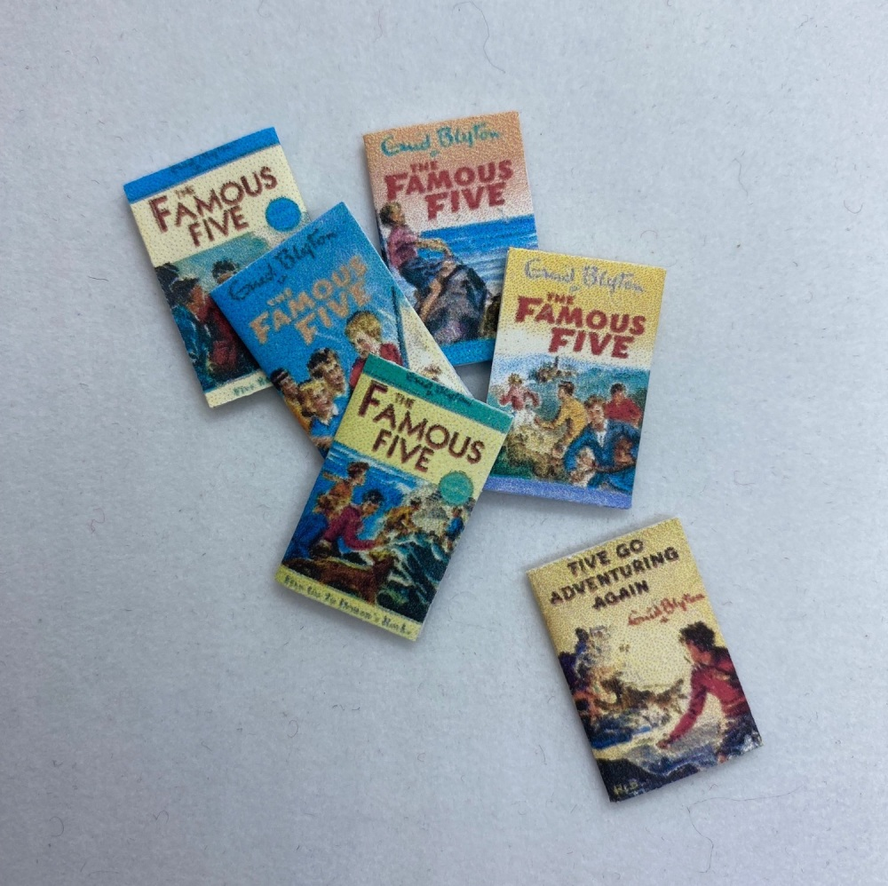 Books - Set of Famous Five 2