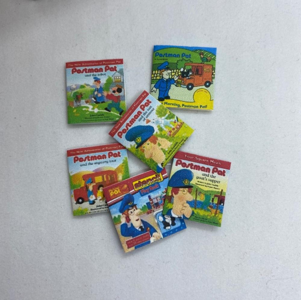 Books - Set of Postman Pat 1