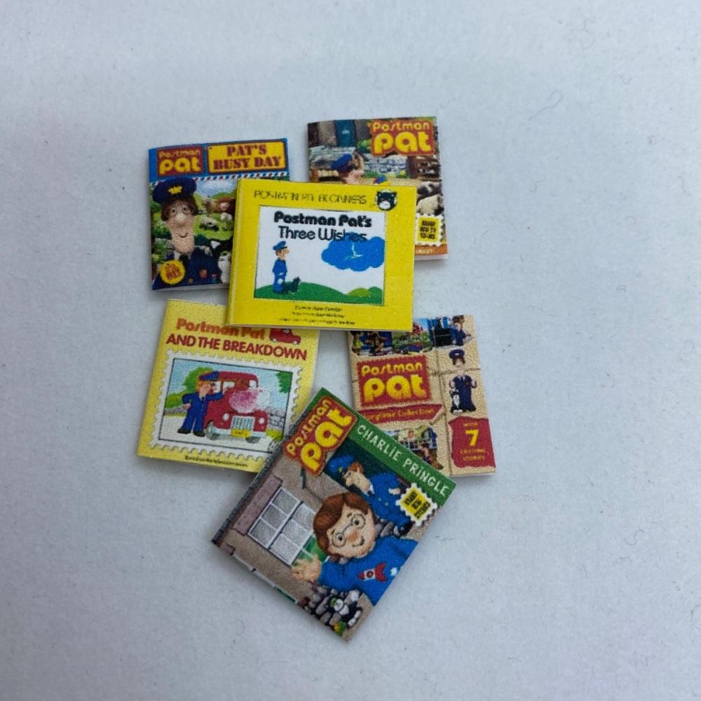 Books - Set of Postman Pat 2
