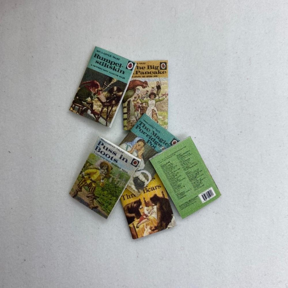 Books - Set of Ladybird Books 1