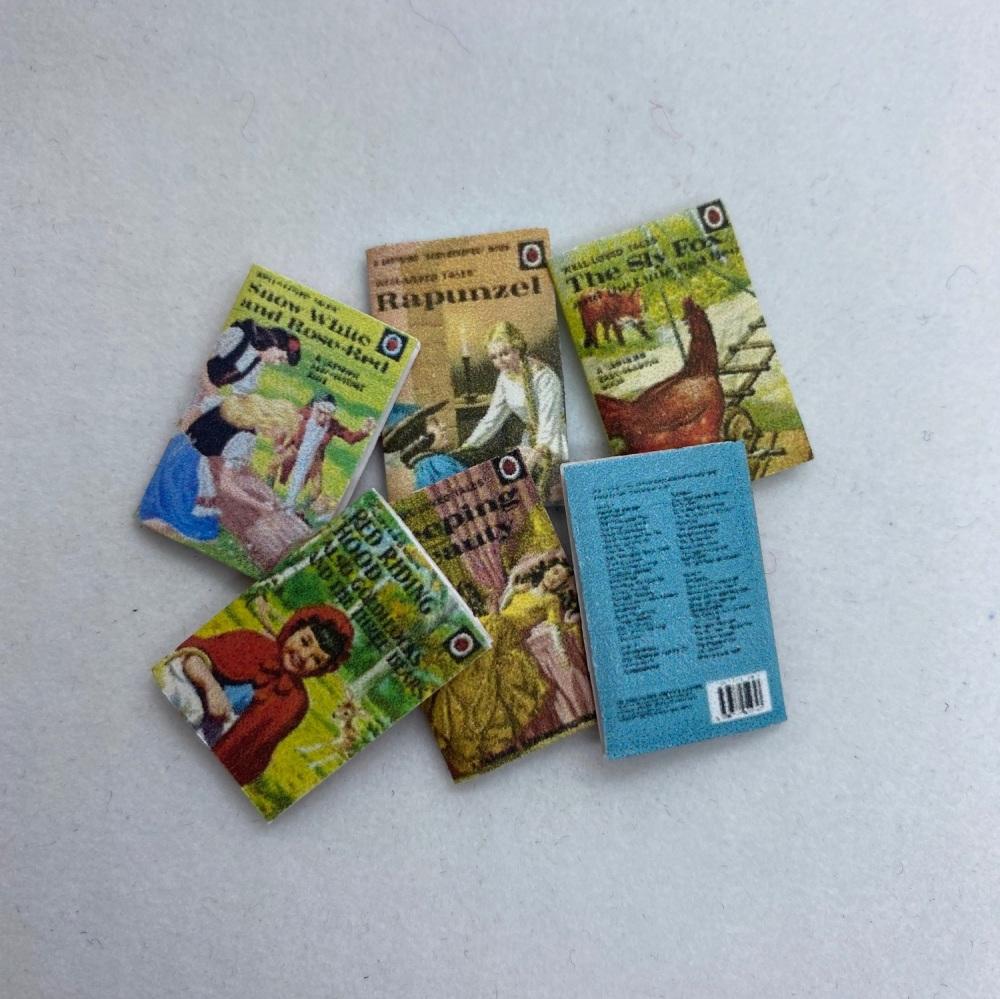 Books - Set of Ladybird Books 2