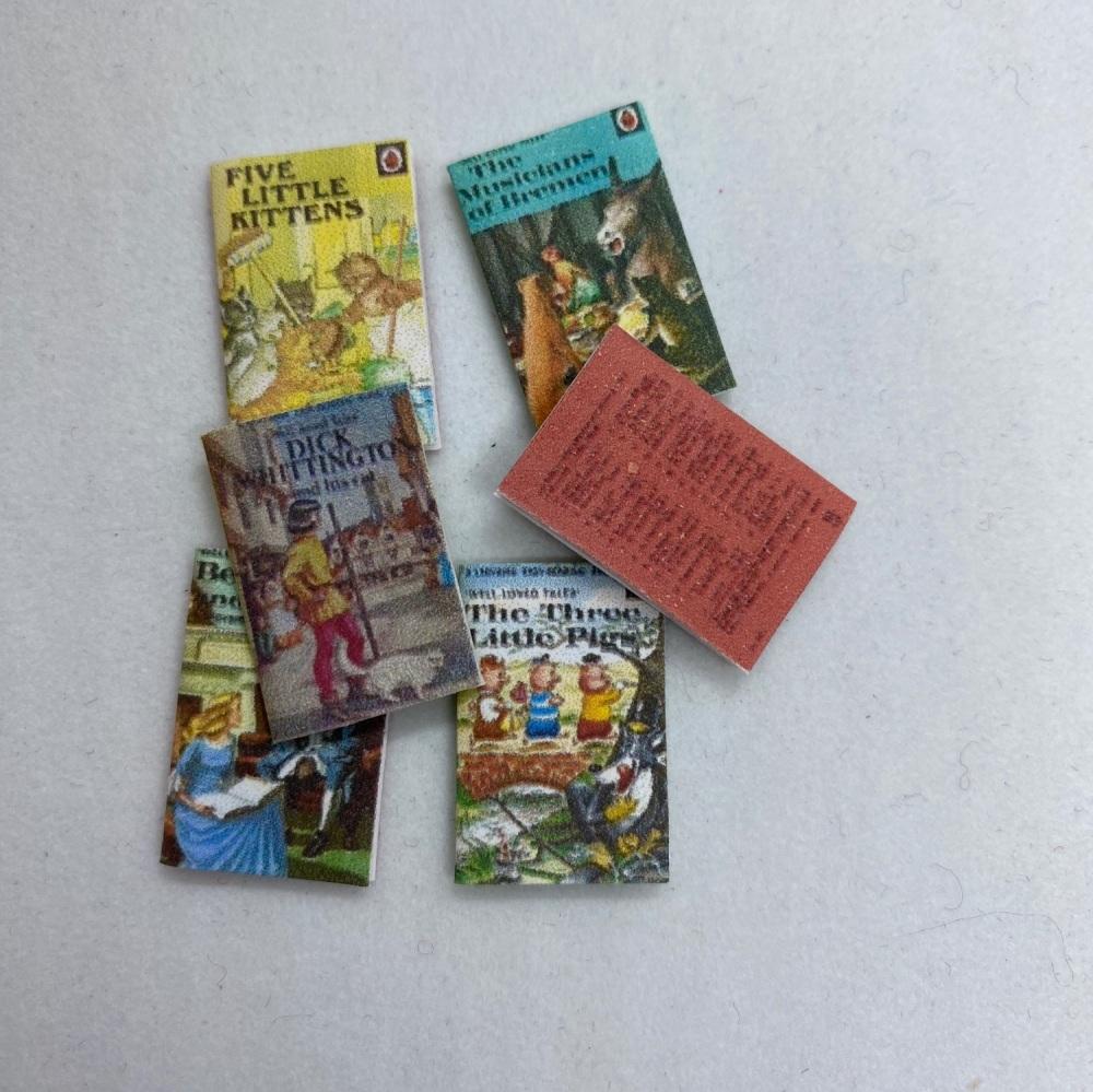 Books - Set of Ladybird Books 3