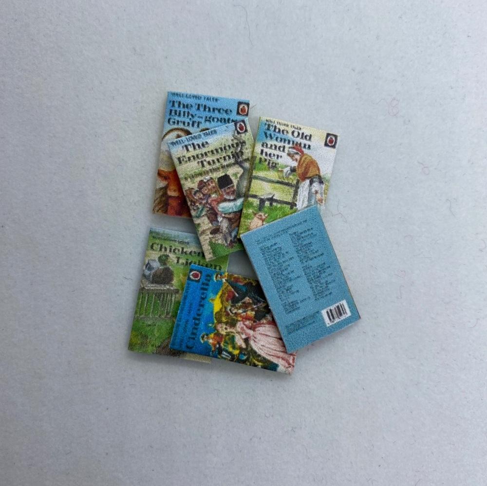 Books - Set of Ladybird Books 4