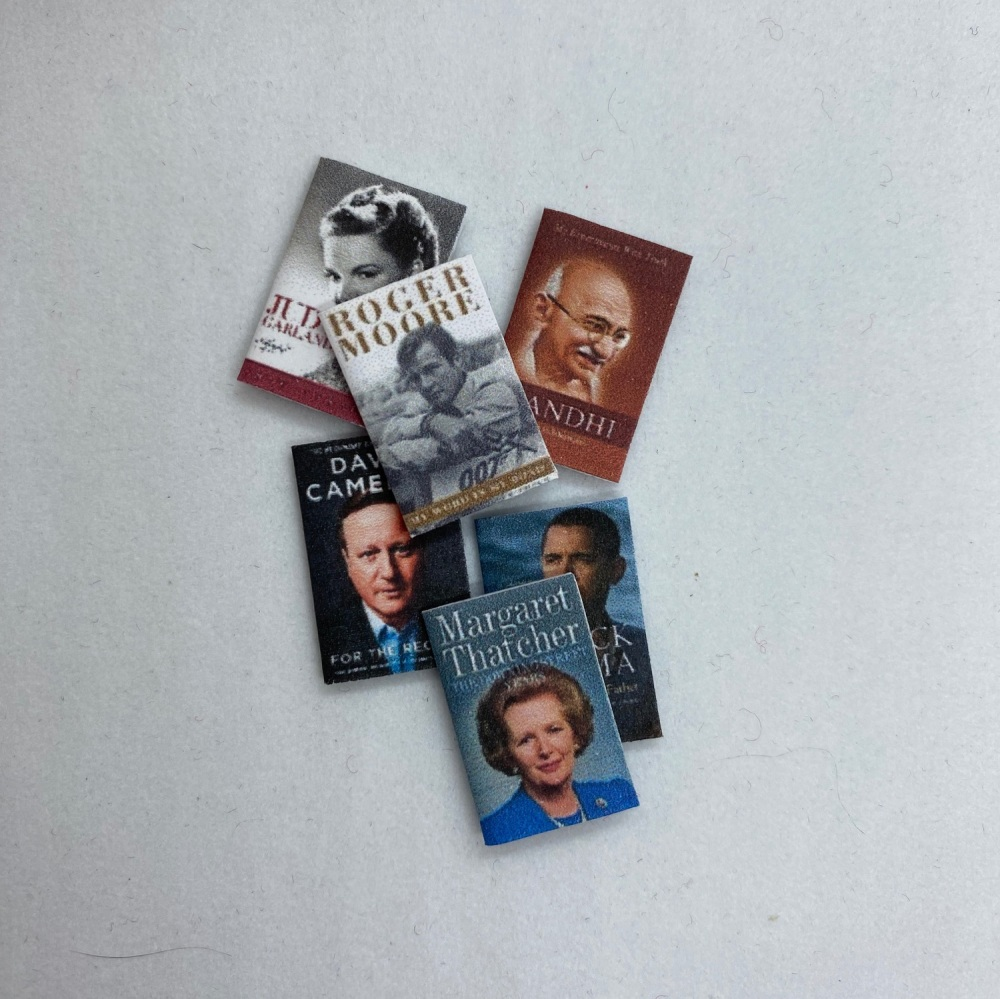 Books - Set of Biography 1