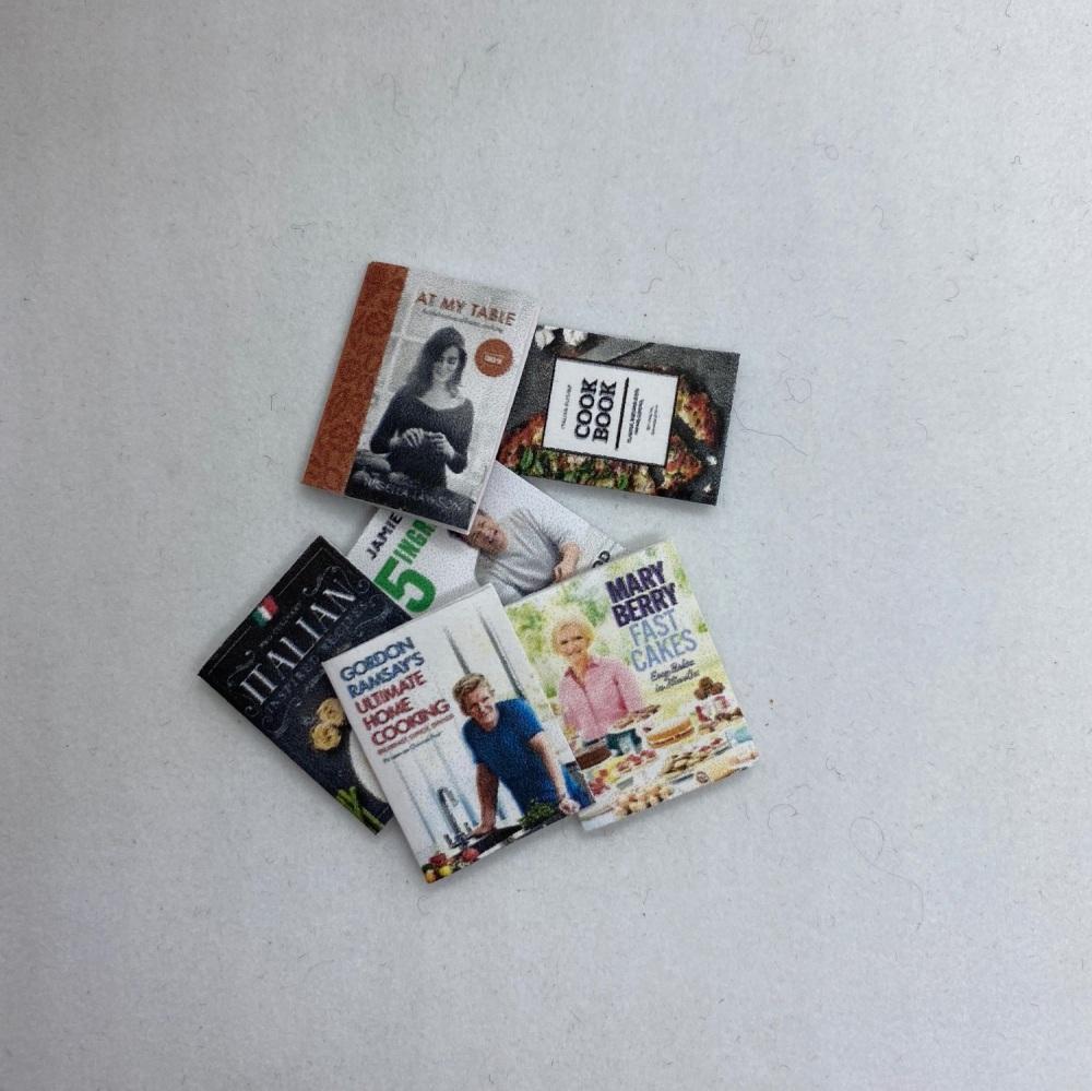 Books - Set of Cook Books 1