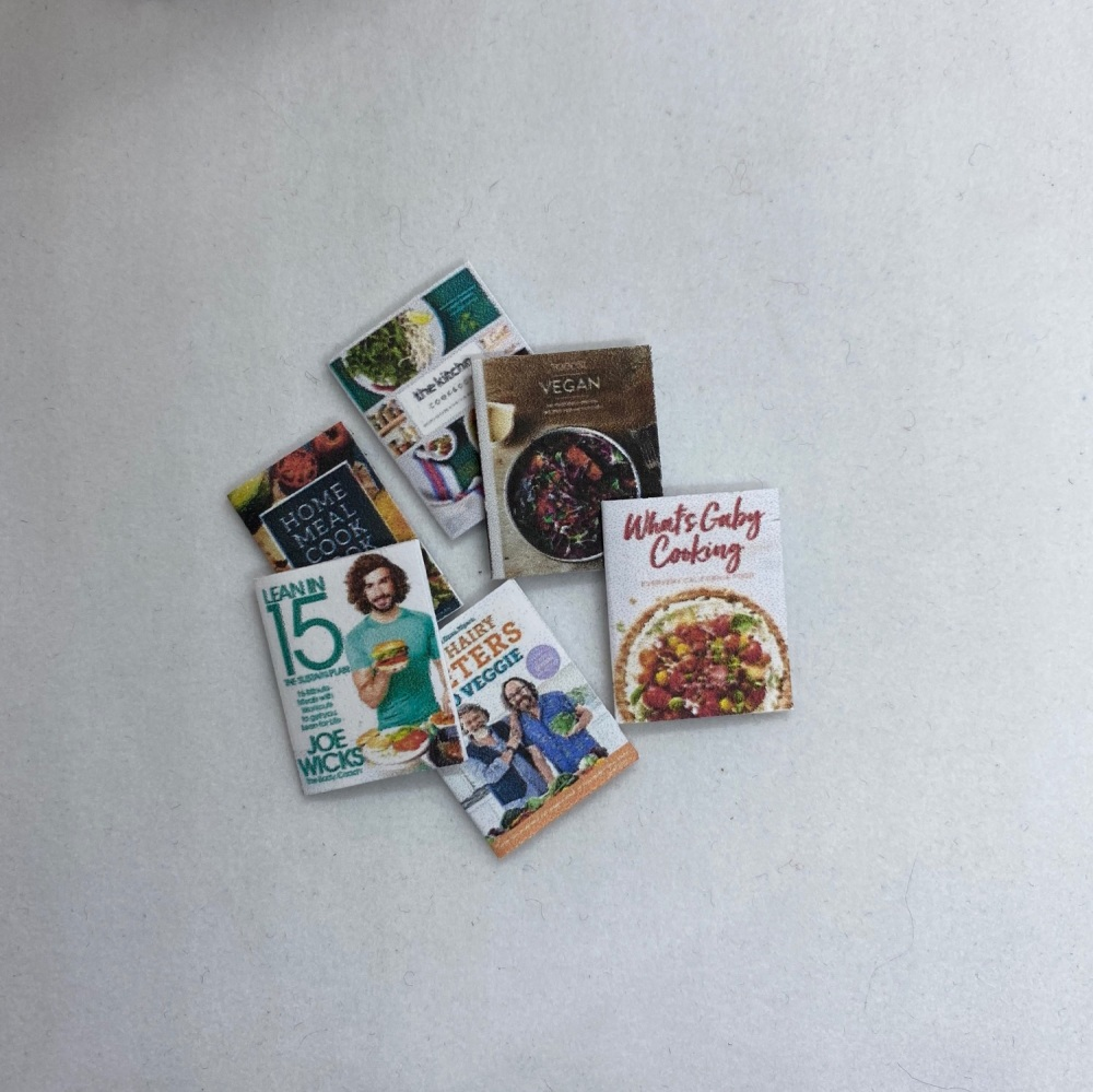 Books - Set of Cook Books 2