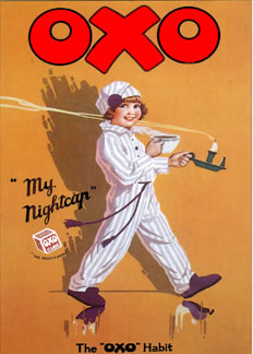 Advertising Sign - OXO