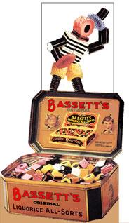 Advertising Sign - Berty Bassett