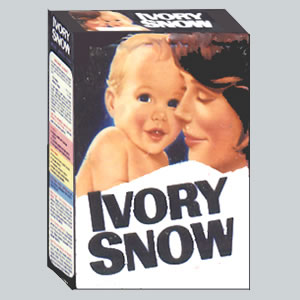 Ivory Snow Soap Powder