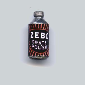Zebo Grate Black - 1921
