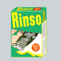Rinso Soap Powder - 1950's