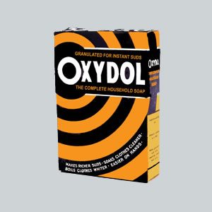 Oxydol Soap Powder - 1930's