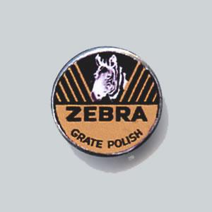Zebra Grate Black - 1920/30's
