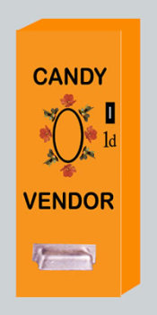 Vending Machine-Candy