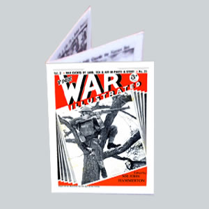 WAR YEARS - War Illustrated