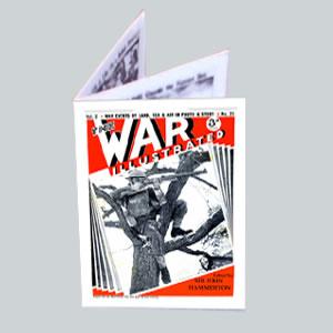 WAR YEARS - War Illustrated