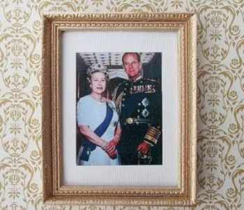 Picture - The Queen & Prince Philip