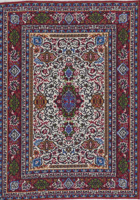 Medium Turkish Rug - a