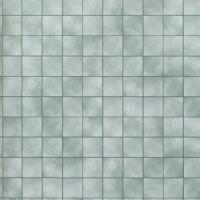 Wallpaper Green marble tiles