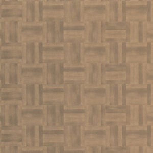 Wallpaper Square parquet floorpaper