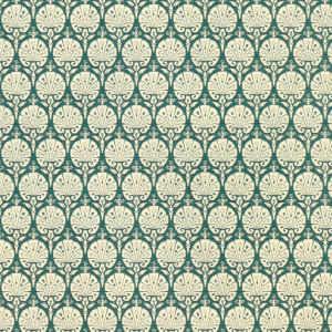 Wallpaper Ottoman,  Green