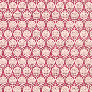 Wallpaper Ottoman,  Red