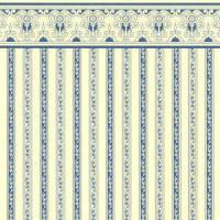 Wallpaper Regency - Blue stripe