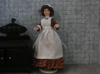 Lady - Betsy - The Maid