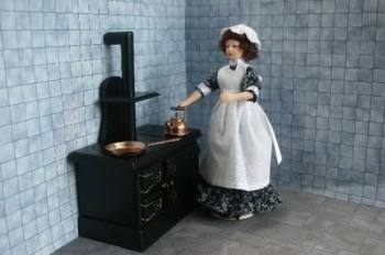 Lady - Victorian Cook