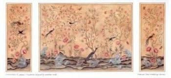 Wallpaper Chinoiserie