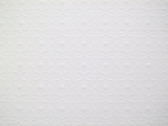 24th Scale Wallpaper embossed dado