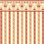 Regency - Burgundy stripe - 24th Scale