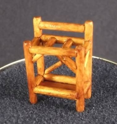 Umbrella and walking stick stand  - 1:24 24th Scale