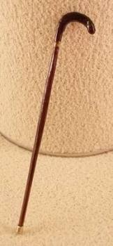Curved handle Walking Stick
