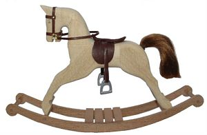 Rocking Horse on a Bow Stand Kit