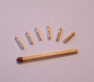 Pegs - 12th Scale