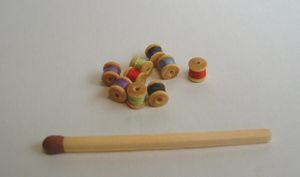 Cotton Reels - Pack of Six