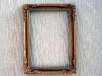 Frame - Antique - Gold Coloured