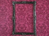 Frame - Large Antique Finish Solid Brass