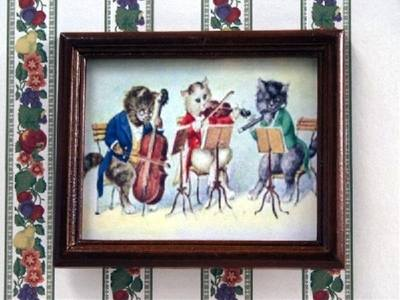 Picture - Musical Cats