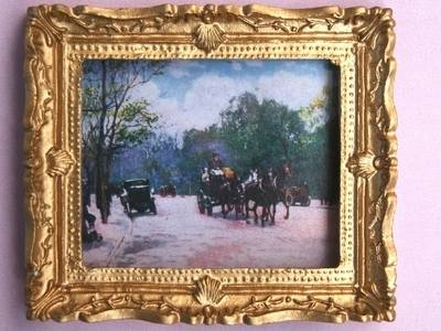Picture - Vintage French Scene
