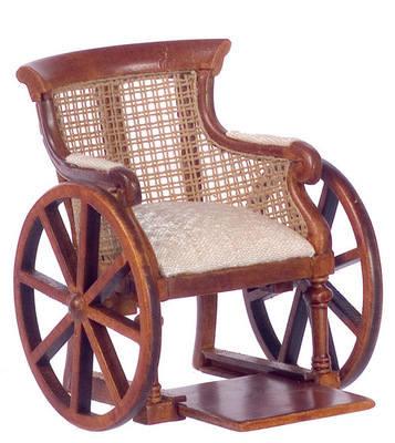 Platinum Collection Victorian Wheelchair