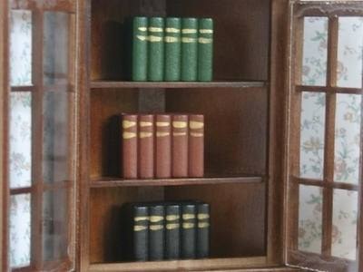Wood Block Set Of 3 Books