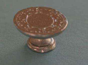 Metal Cake Stand  - 1:24 24th Scale