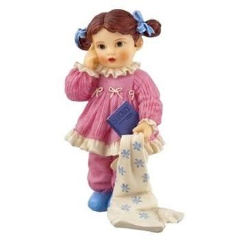 Child - Peggy - Girl in Pyjamas