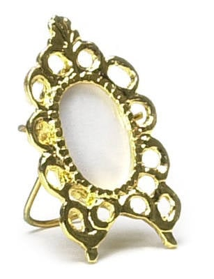 Frame - Victorian Style Oval