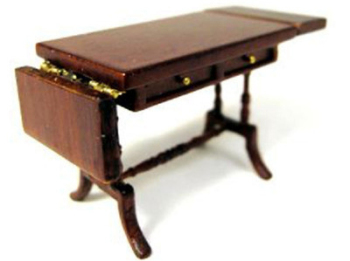 Georgian Sofa Table - 1:24 24th Scale