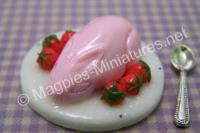 Nostalgic Pink Rabbit Blancmange